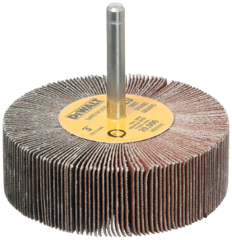 DeWalt DAFE1H1210, HP FLAP WHEEL