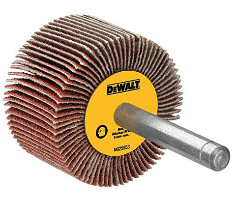 DeWalt DAFE1H2410, HP FLAP WHEEL