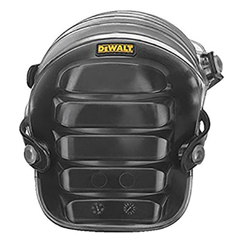 DEWALT DG5217 All-Terrain Kneepads with Layered Gel Padding with Full Size, All Terrain Cap