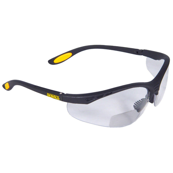 DeWalt DPG59-120D Reinforcer Rx SAFETY Glasses - Clear Lens 2.0