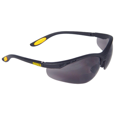 DeWalt DPG59-220D Reinforcer Rx SAFETY Glasses - Smoke Lens 2.0