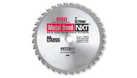MK Morse CSM72548NSIC NXT 7-1/4 in 184 mm Steel Cutting Circular Blade w/ 48 Teeth
