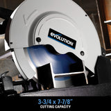 Evolution EVOSAW380 Steel Cutting Chop Saw