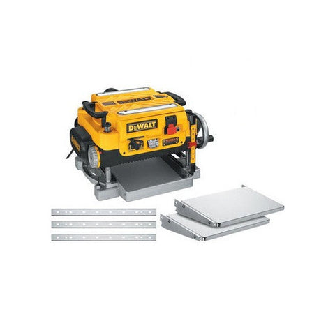 "DeWalt DW735X 13"" 3 Knife Planer with Table Attachment"