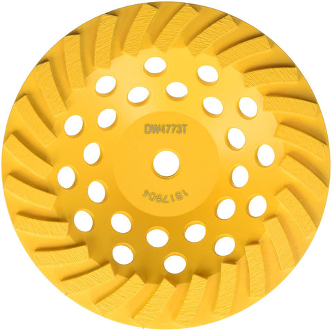 Dewalt DW4773T TURBO SURFACE GRINDING WHEELS