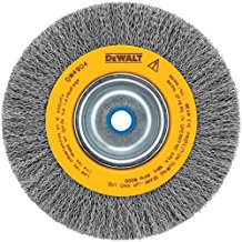 DEWALT DW4904 6 inch Crimped Wire Wheel Brush