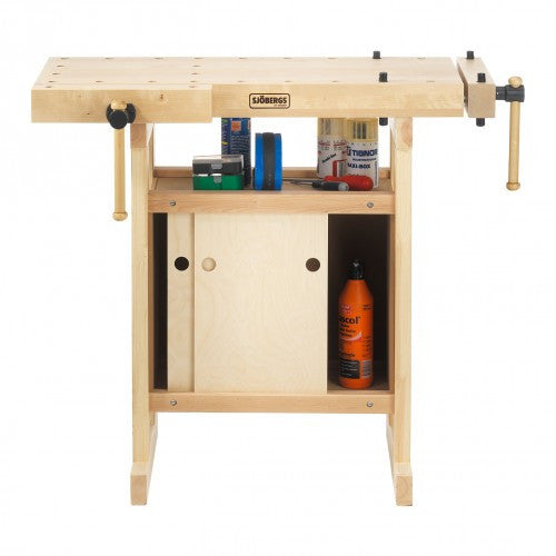 Sjobergs SJO-33394 Junior/Senior Workbench Cabinet