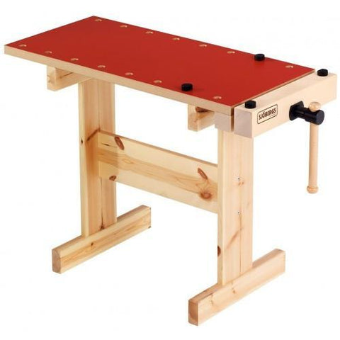 Sjobergs SJO-33207 Minor Red Laminate Workbench