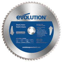 "Evolution 14"" Mild Steel Blade 14BLADEST"