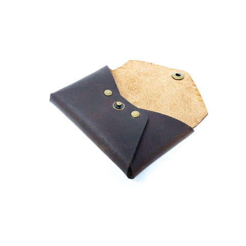 Coulter Card Wallet (Nut Brown)