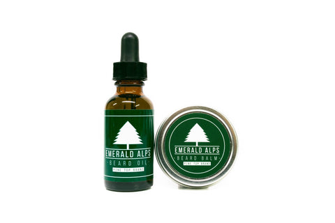 Emerald Alps Beard Care Kit