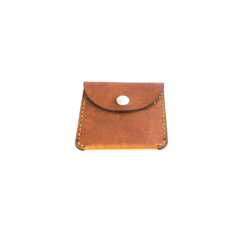 Malabar Coin Pouch (English Tan)
