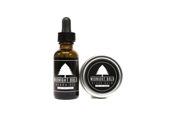 Midnight Bold Beard Care Kit