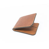 Patula Bi-Fold Wallet (English Tan)