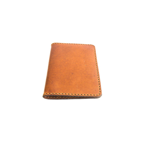 Pine Passport Wallet (English Tan)