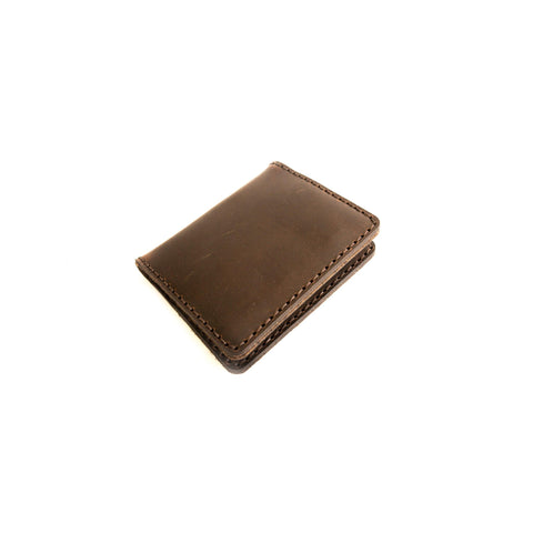 Bristlecone Card Wallet (Nut Brown)