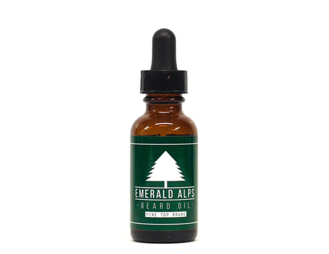 Emerald Alps Beard Oil