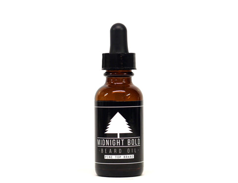 Midnight Bold Beard Oil