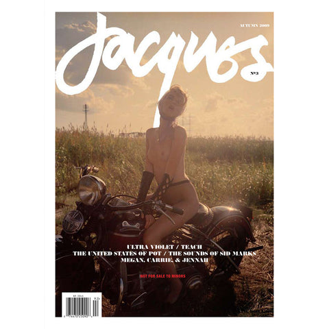 #3 The Motorcycle Issue