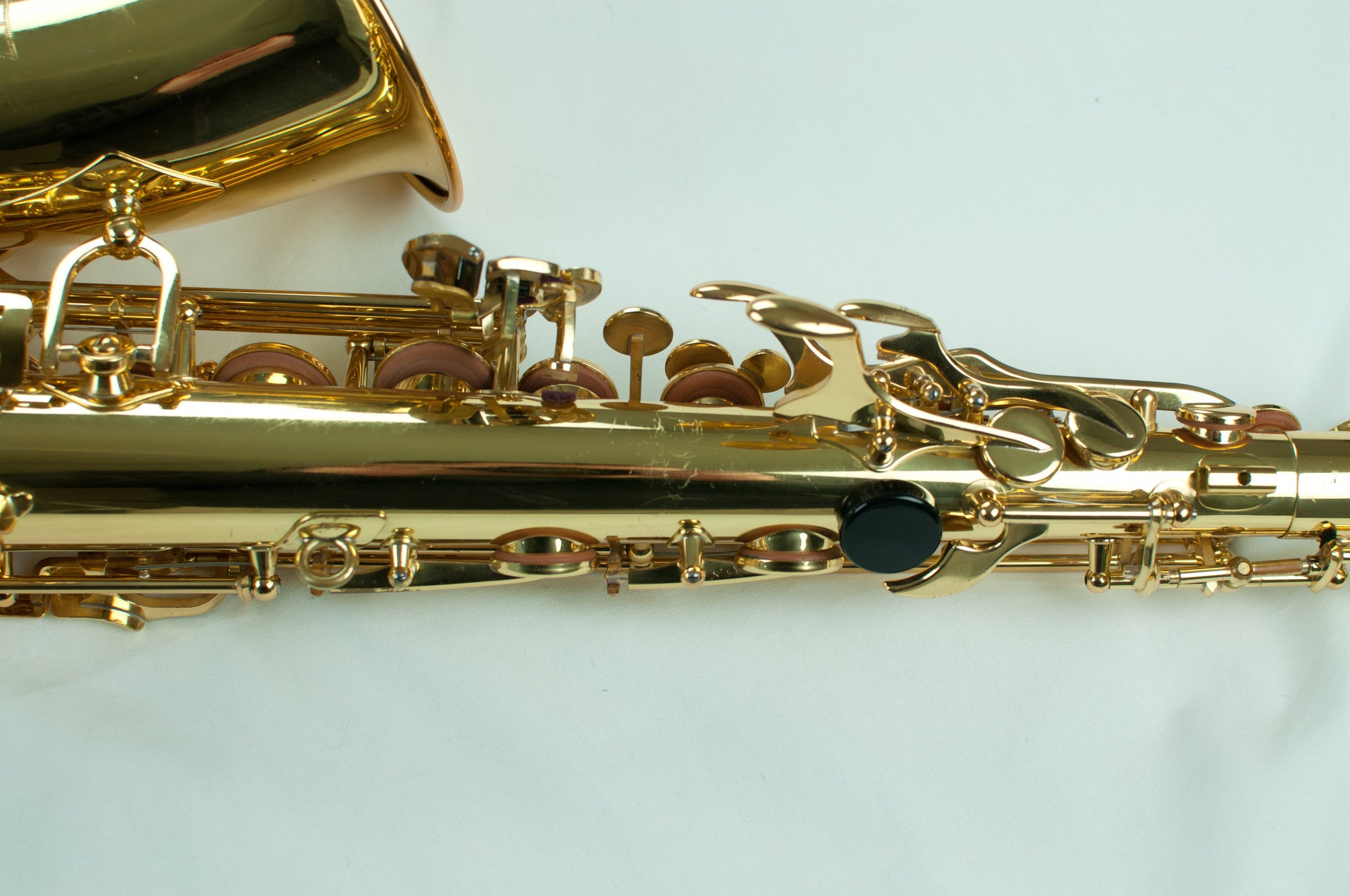 Yamaha YAS-62 Purple Label Alto Saxophone