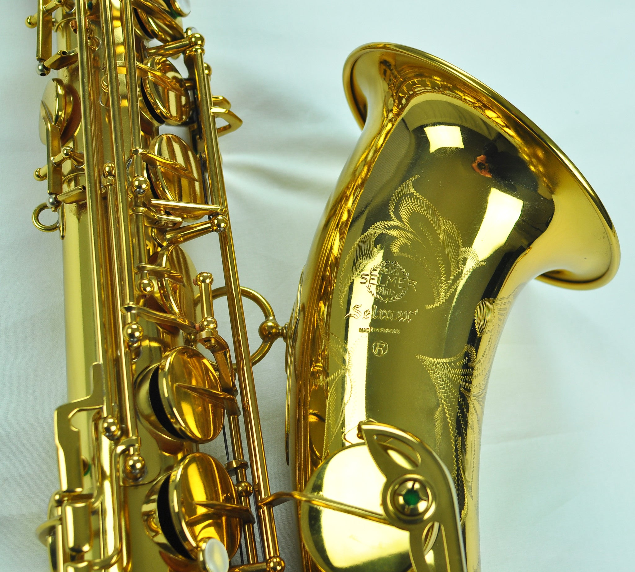 223,xxx Selmer Mark VI Tenor Saxophone With Original Lacquer Near Mint