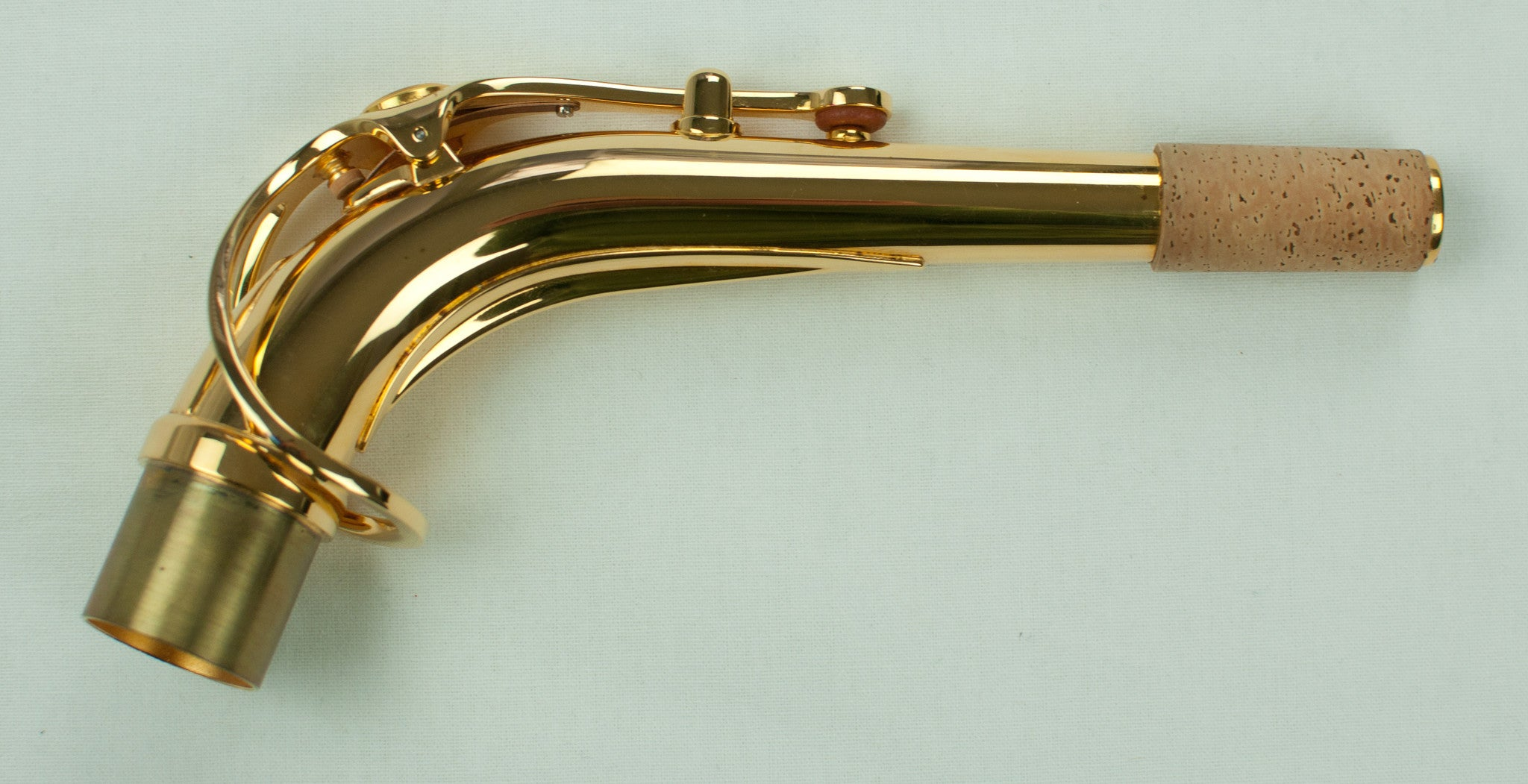 Yamaha G3 Gold Plated Alto Saxophone Neck, Near Mint Condition