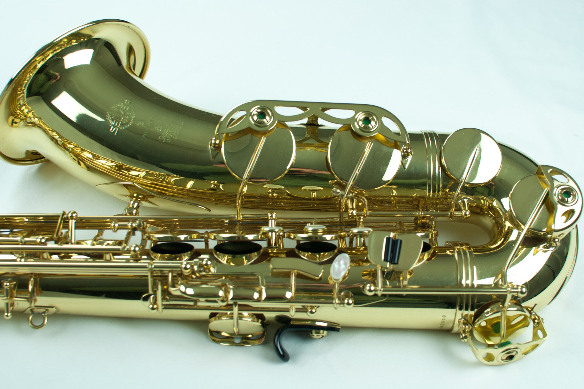 Selmer Paris Super Action Series II Tenor Saxophone