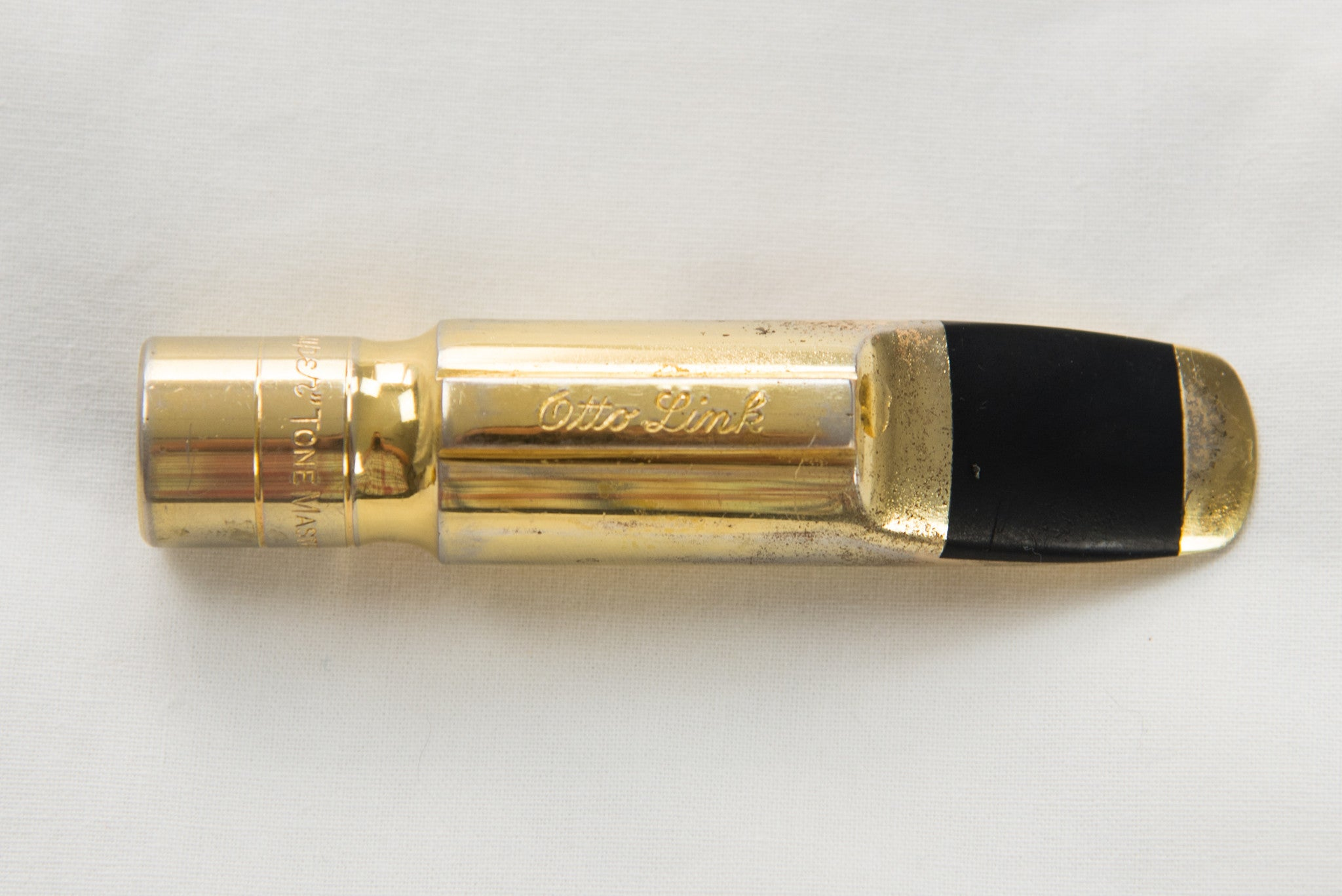 Vintage Otto Link Florida No USA Tenor Saxophone Mouthpiece Original 8
