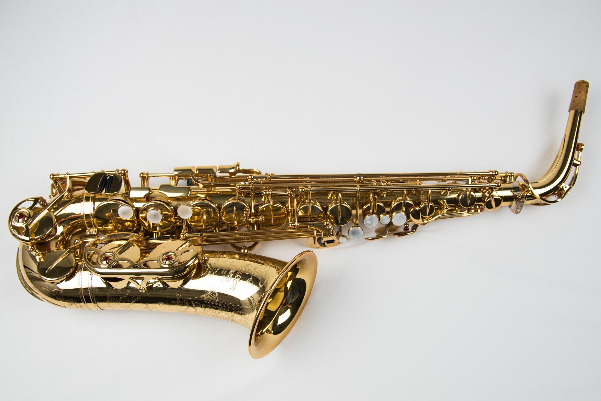 Yamaha Custom 875 Alto Saxophone Mint Condition!