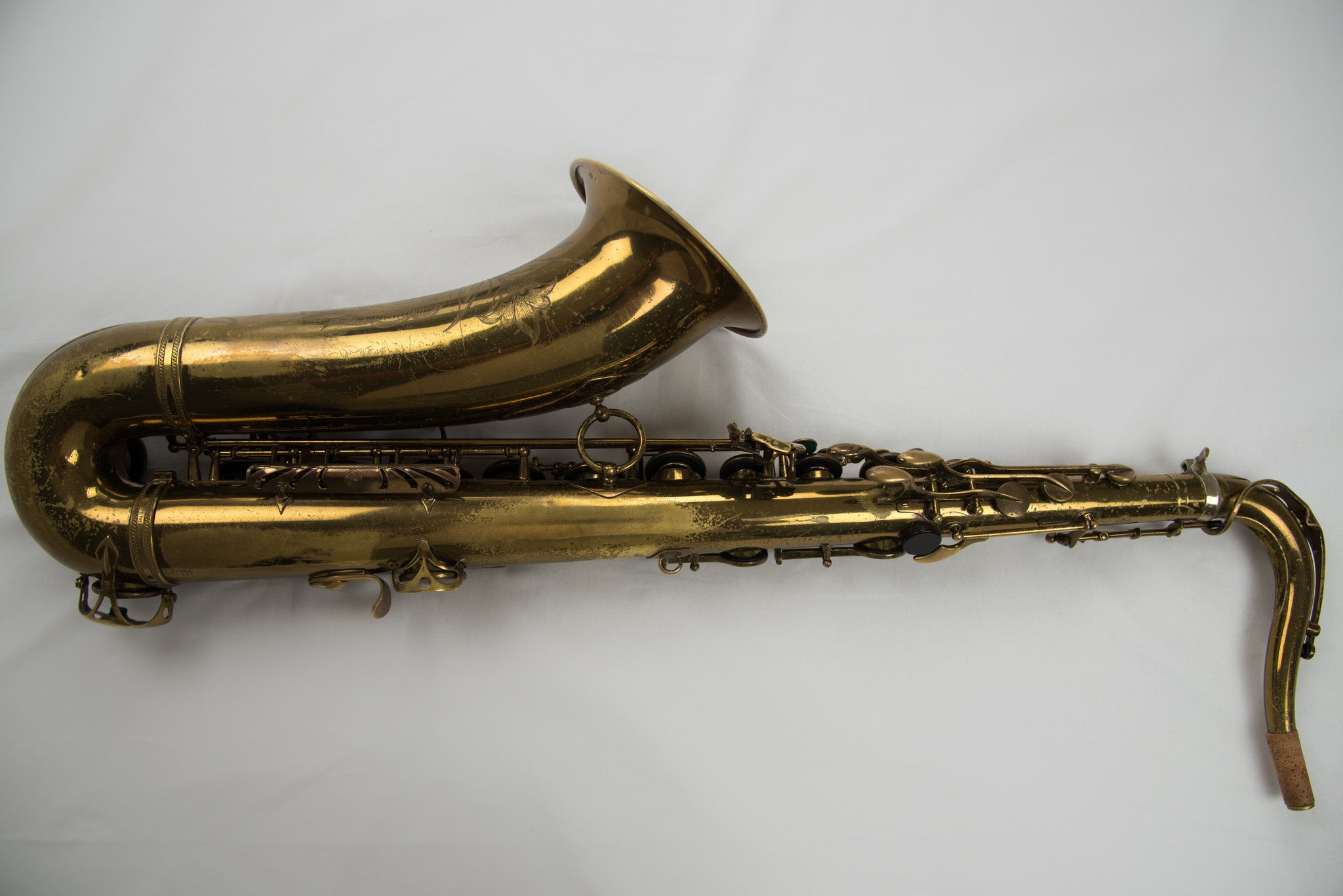 1956 Selmer Mark VI Tenor Saxophone, 64,xxx, ORIGINAL LACQUER, OVERHAUL