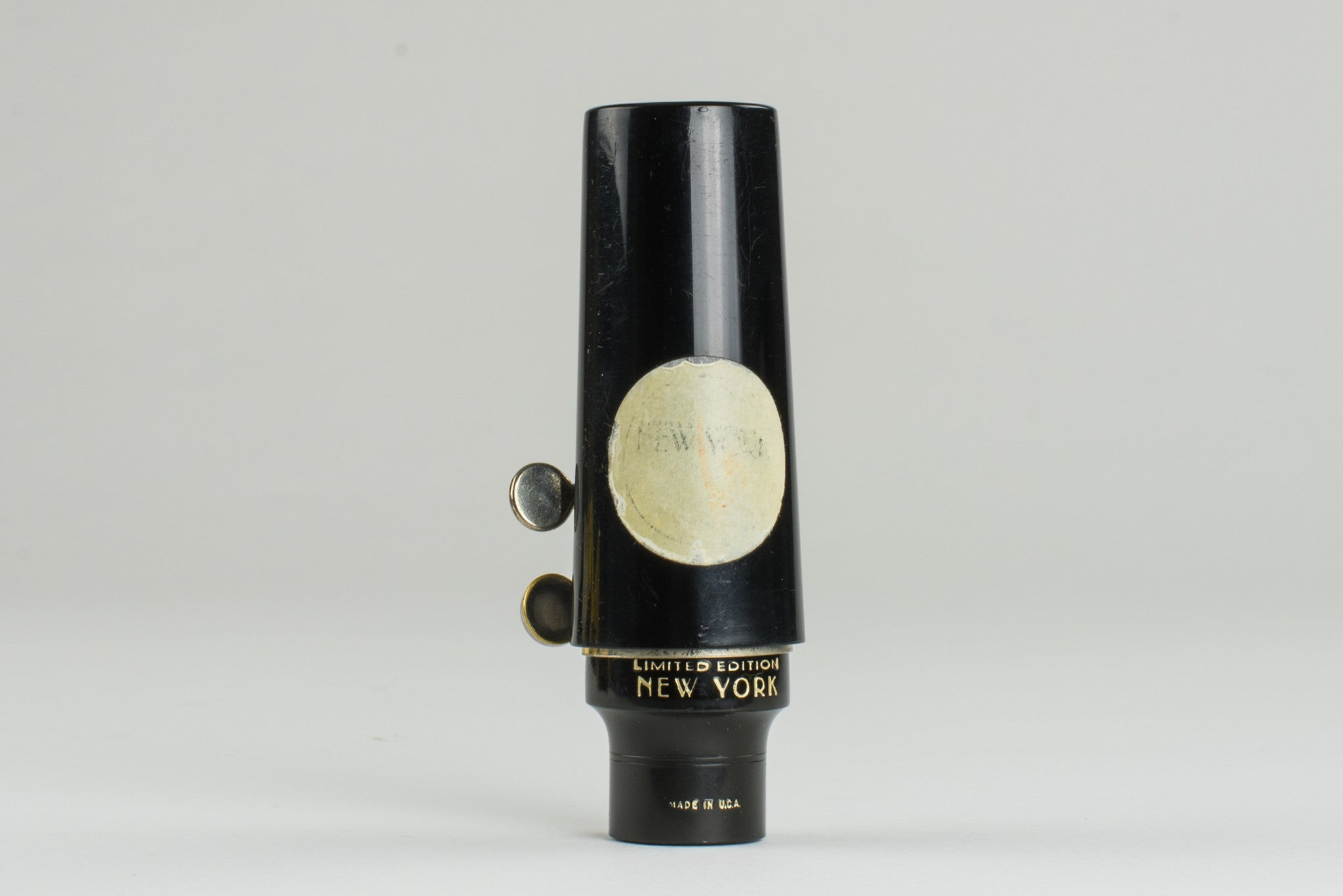 Meyer Limited Edition New York Alto Saxophone Mouthpiece 7M Near Mint!