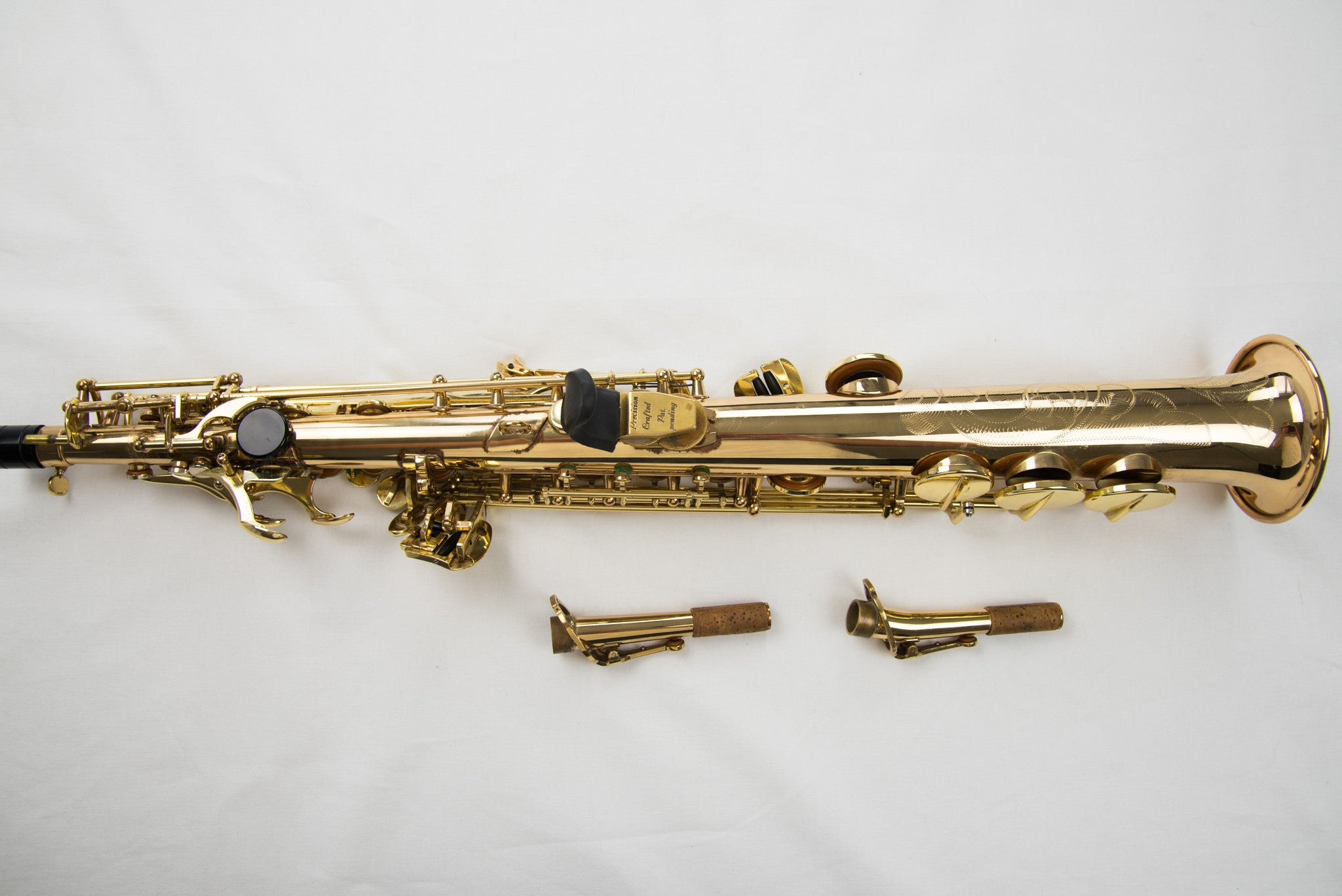 Selmer Series III Soprano Saxophone With Upgrades