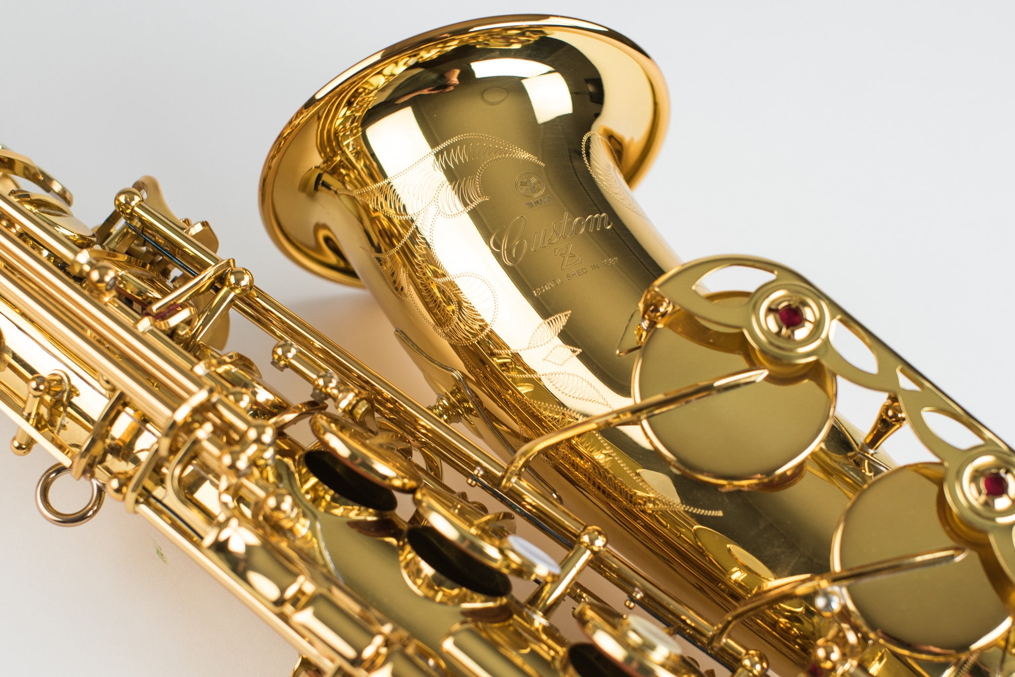 Yamaha Custom 82Z Alto Saxophone Near Mint, D-Series!