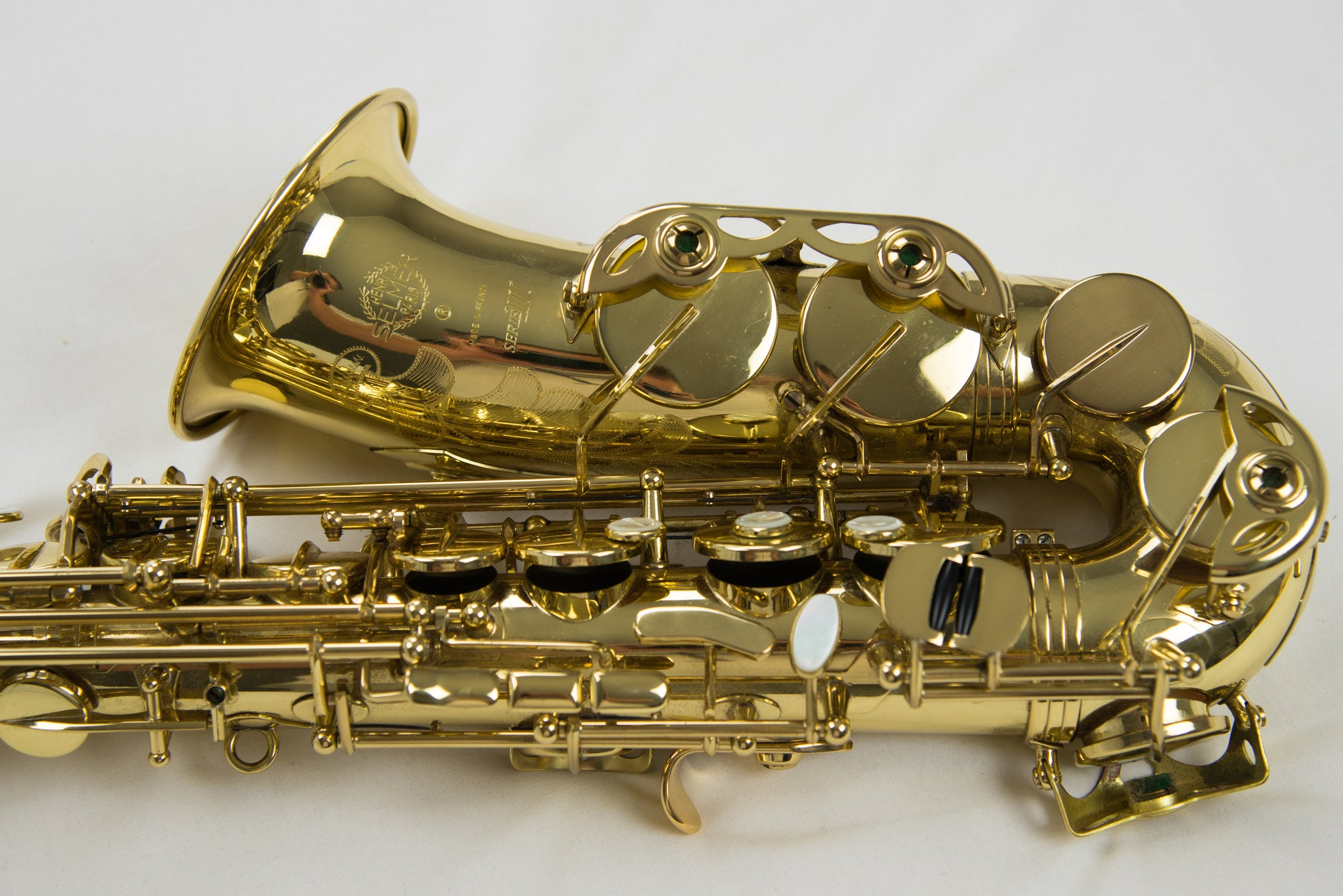 Selmer Series III Alto Saxophone Excellent Condition