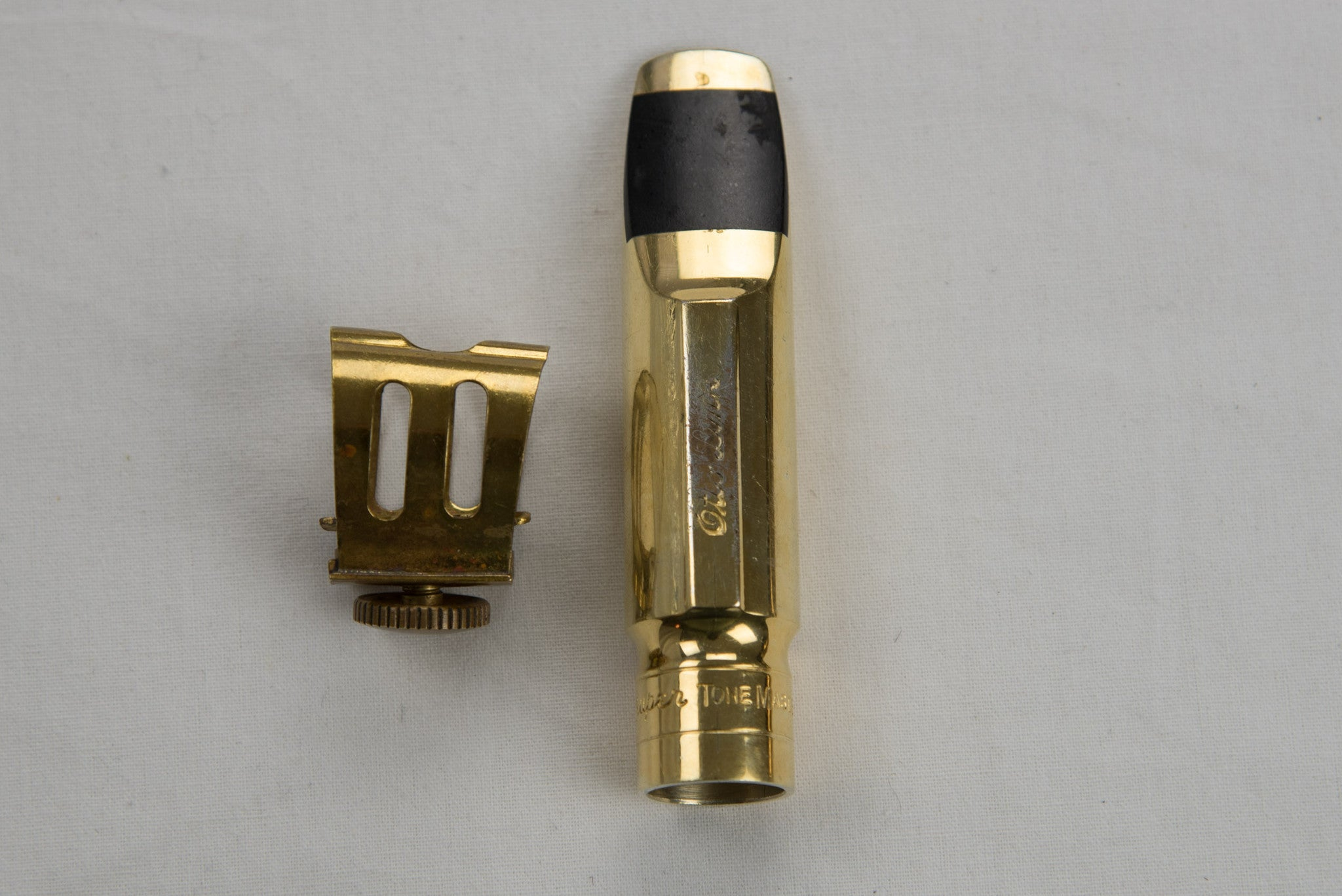 "Otto Link Super Tone Master Tenor Saxophone Mouthpiece 8* ""Mouthpiece Doctor"" Reface"