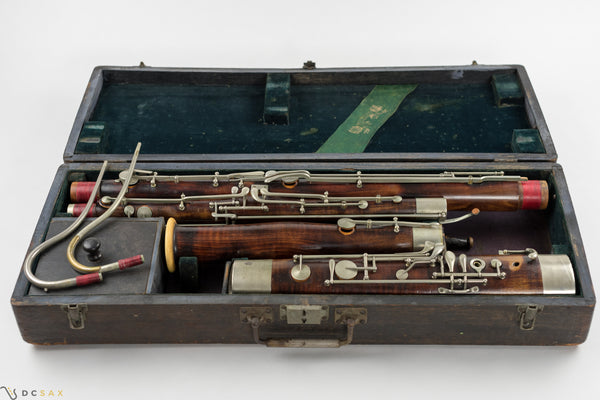 4000 Series Heckel Bassoon