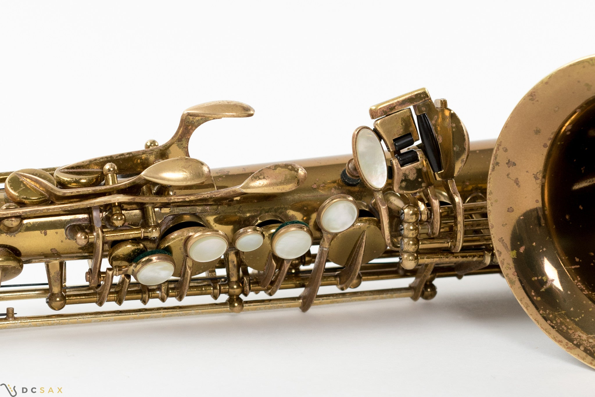 1958 Selmer Mark VI Alto Saxophone, 78,xxx, MEDIUM BOW, Original Lacquer, Fresh Overhaul