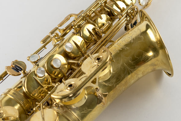 179,xxx Selmer Mark VI Alto Saxophone, Fresh Overhaul, Original Lacquer, Video