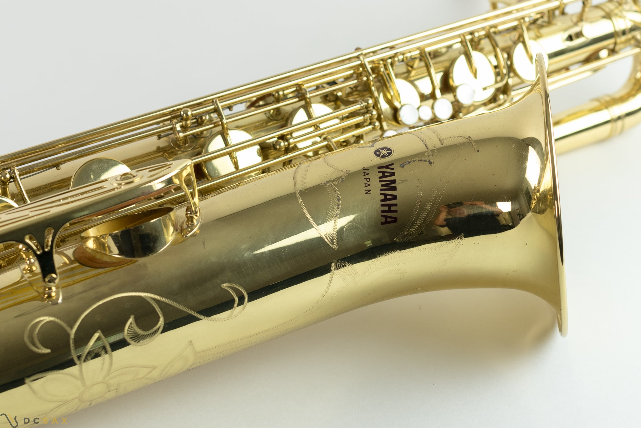 Yamaha YBS-61 Baritone Saxophone Purple Label, Near Mint