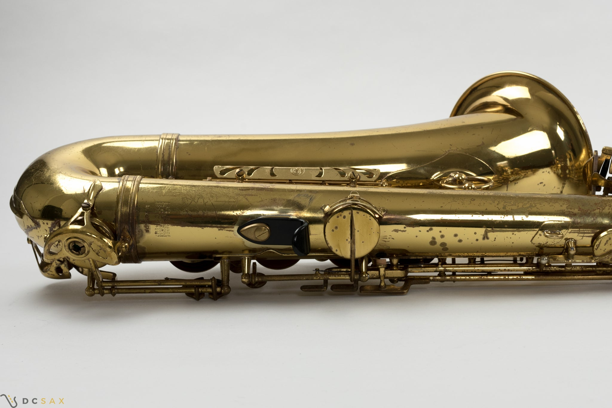 205,xxx Selmer Mark VI Tenor Saxophone, 95% Original Lacquer, Fresh Overhaul