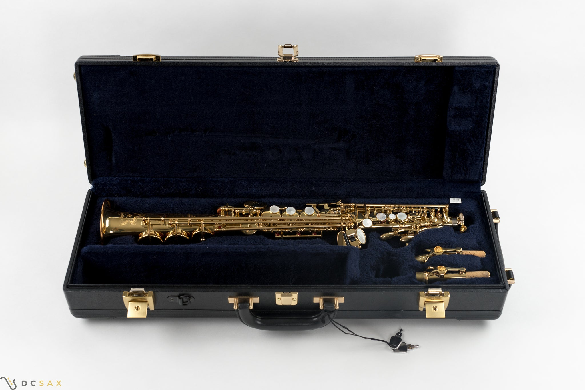 Yamaha Custom YSS-875EX Soprano Saxophone, Mint Condition