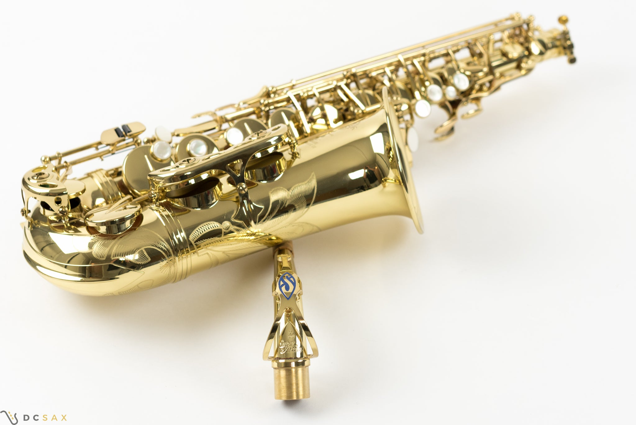 Selmer Super Action Series II Alto Saxophone, Excellent Condition, Just Serviced
