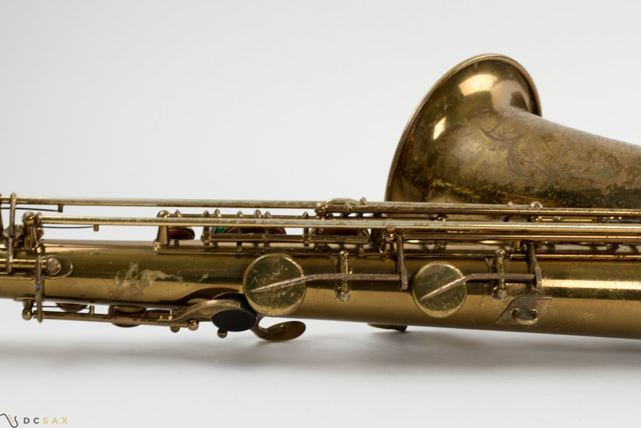 77,xxx Selmer Mark VI Tenor Saxophone, 90% Original Lacquer, Overhaul
