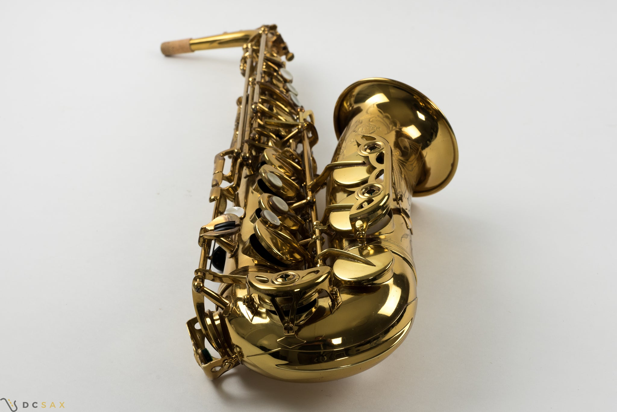 174,xxx Selmer Mark VI Alto Saxophone, Near Mint, Fresh Overhaul, Video