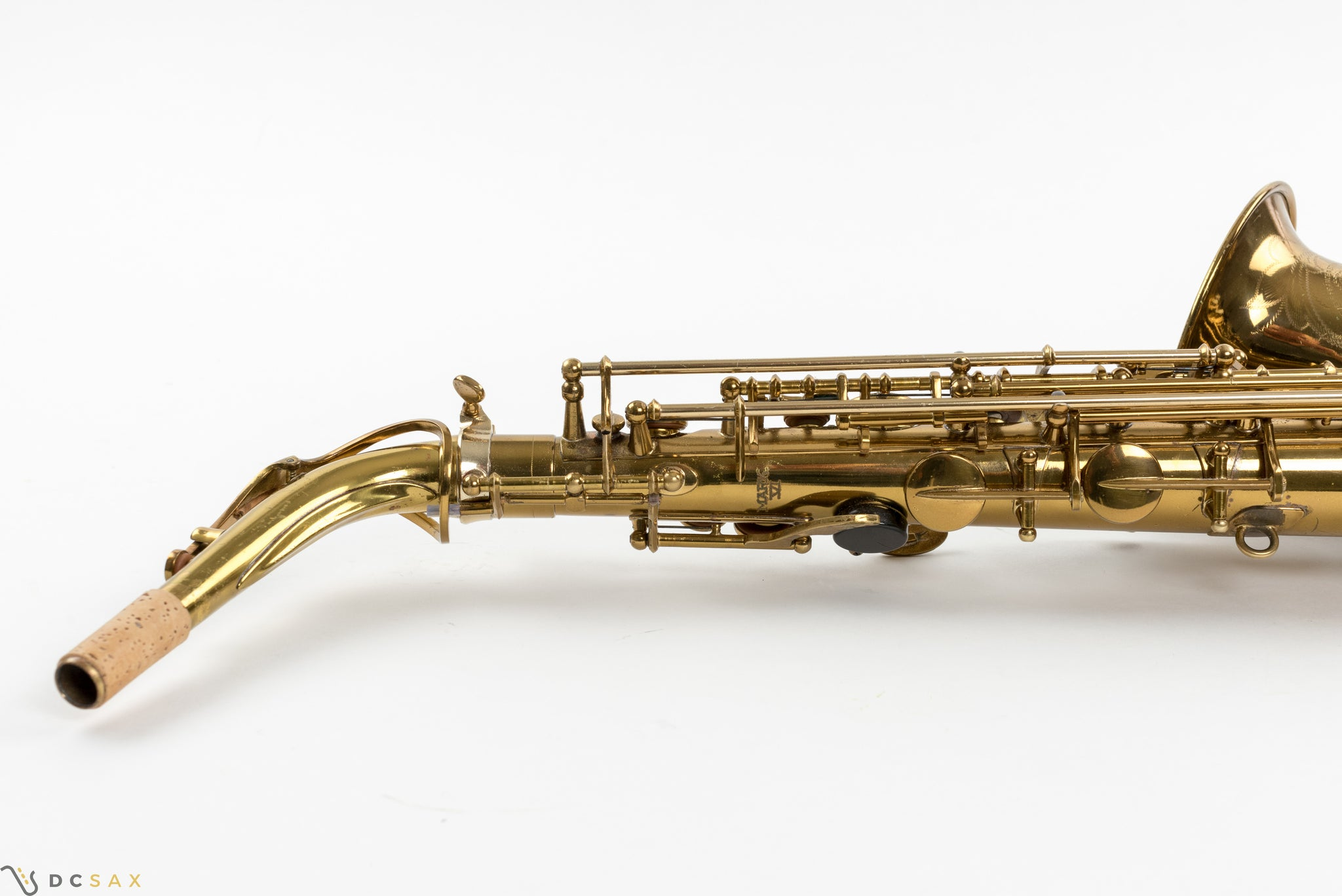 1955 61,xxx Selmer Mark VI Alto Saxophone, Fresh Overhaul