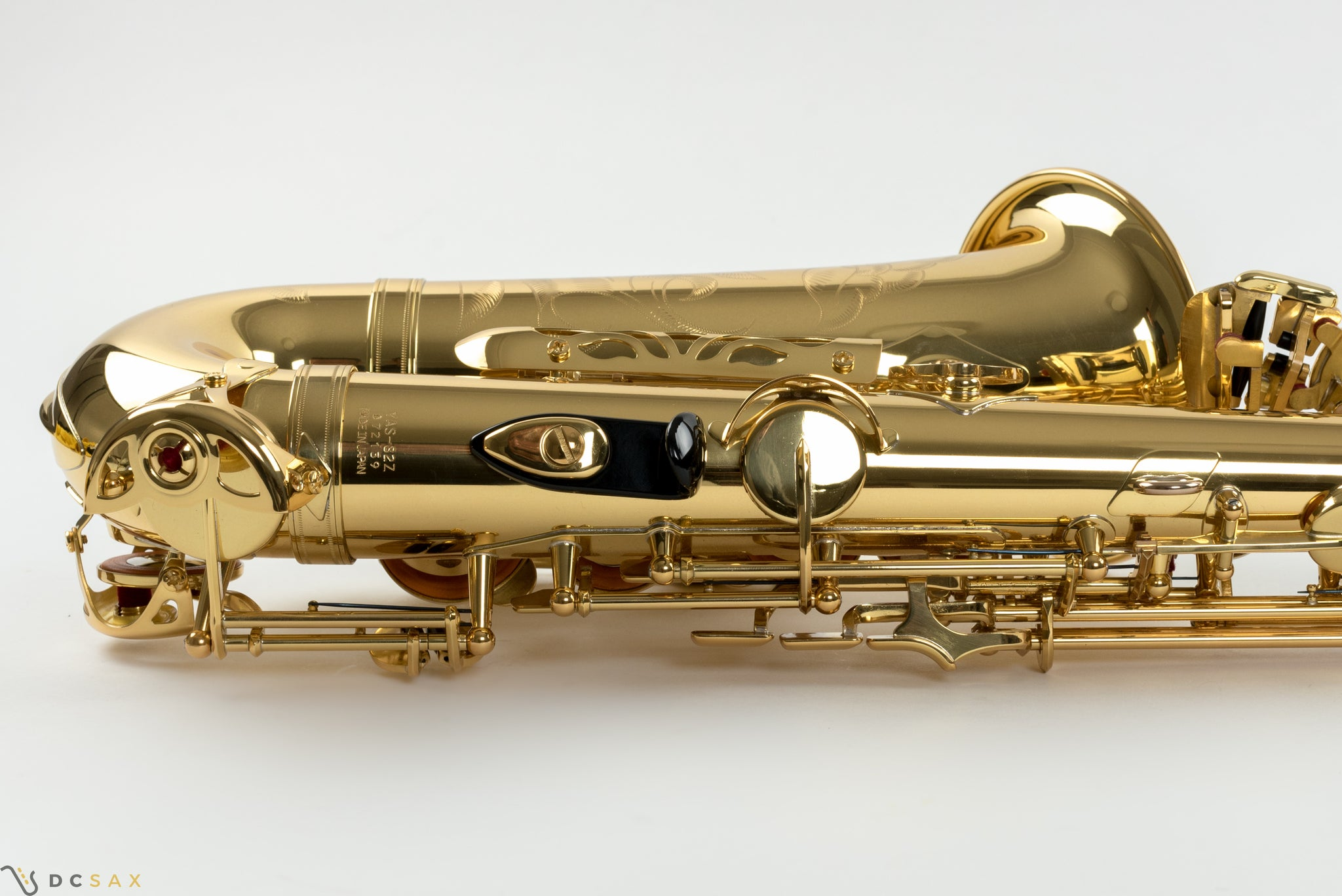 Yamaha Custom 82Zii Alto Saxophone, Mint Condition