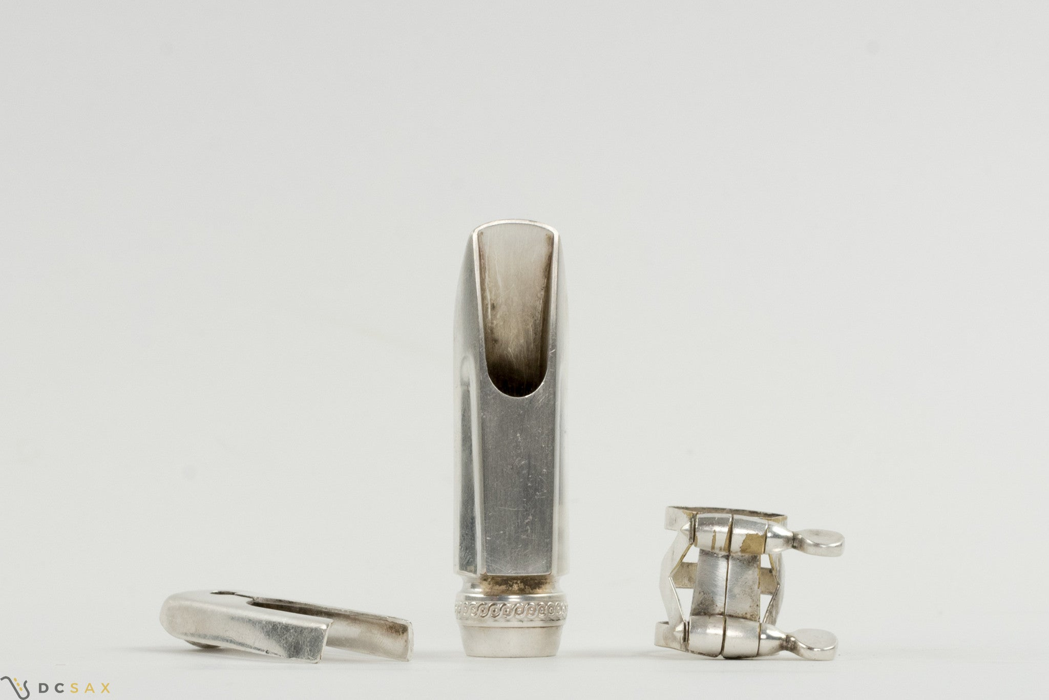 1950's Selmer Metal Soprano Saxophone Mouthpiece, E Facing