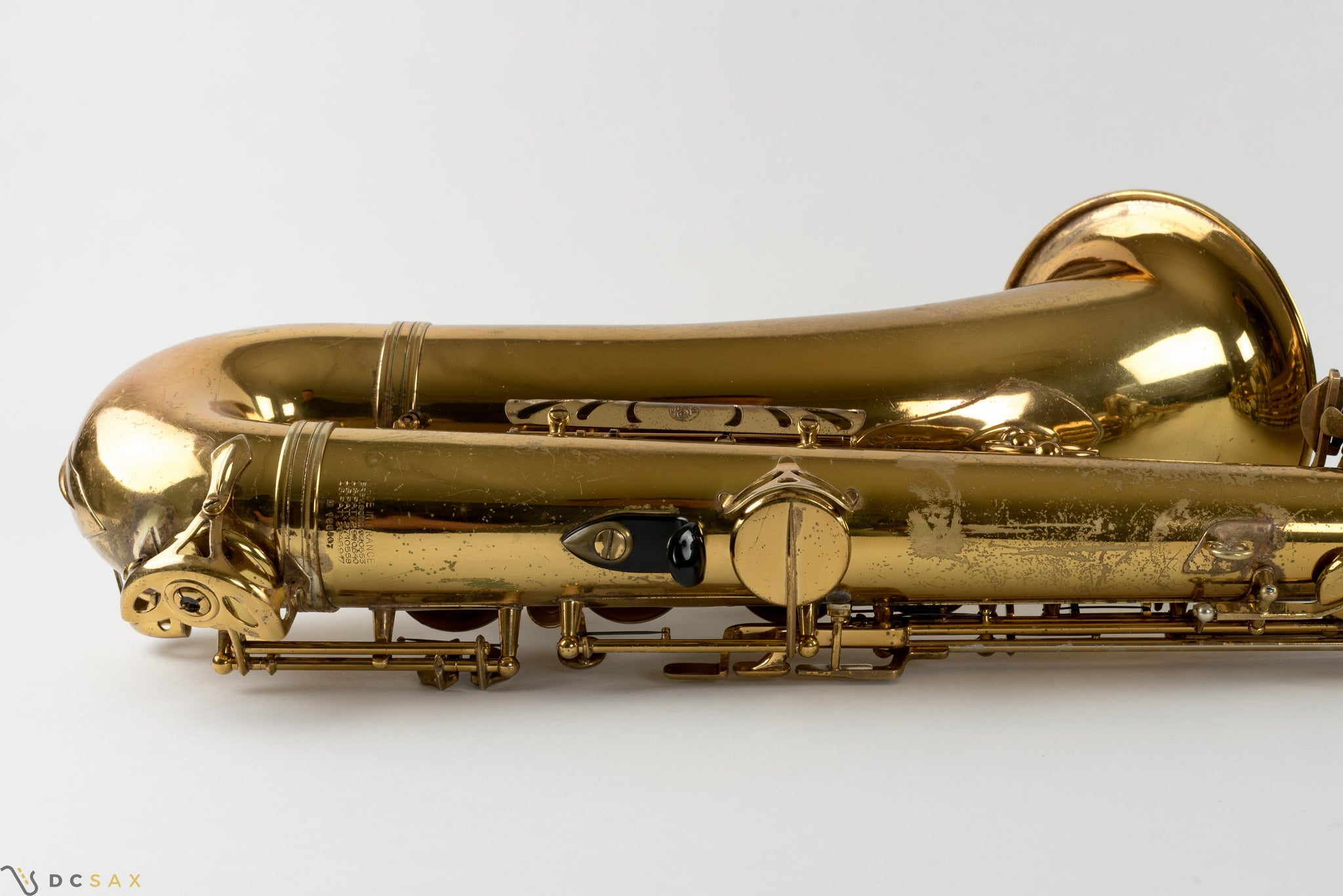 156,xxx Selmer Mark VI Tenor Saxohpone, 93% Original Lacquer, Fresh Overhaul