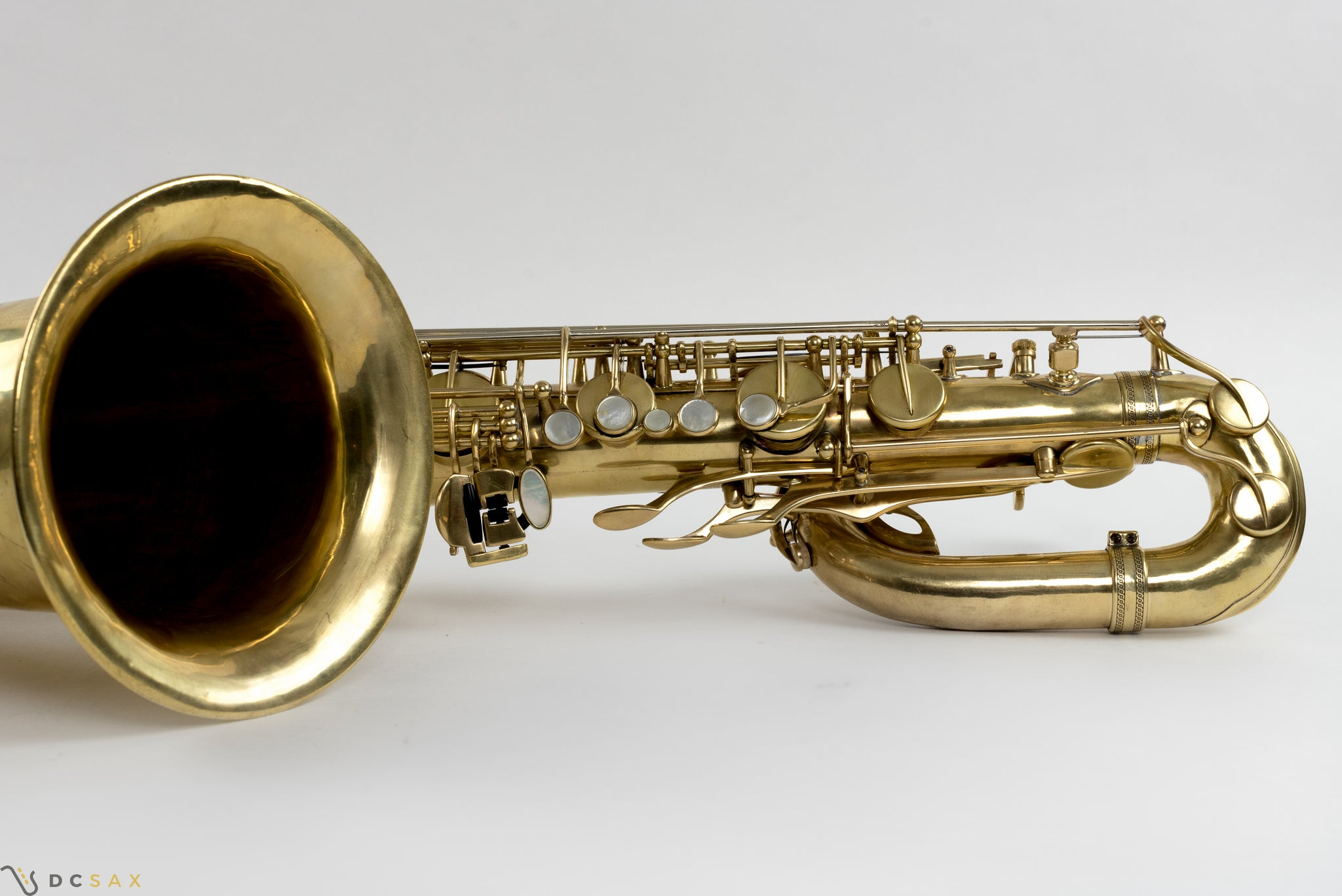 1964 117,xxx Selmer Mark VI Baritone Saxophone, Fresh Overhaul