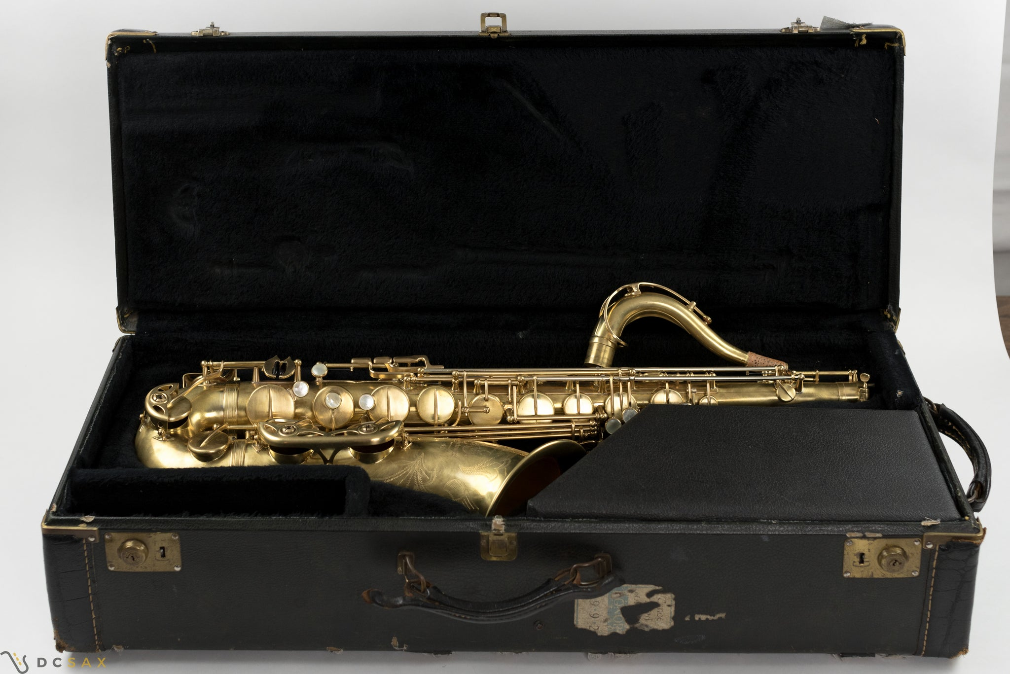 166,xxx Selmer Mark VI Tenor Saxophone, Fresh Overhaul